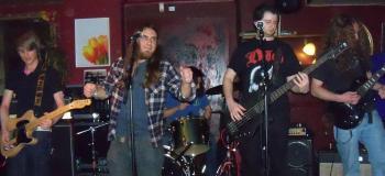 """The """"Rockin' Boys band"""
