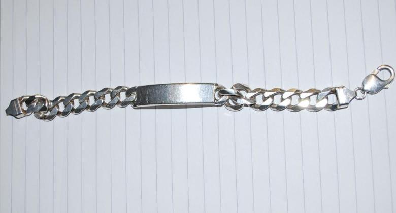 Stolen bracelet