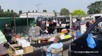 Lodge lane market