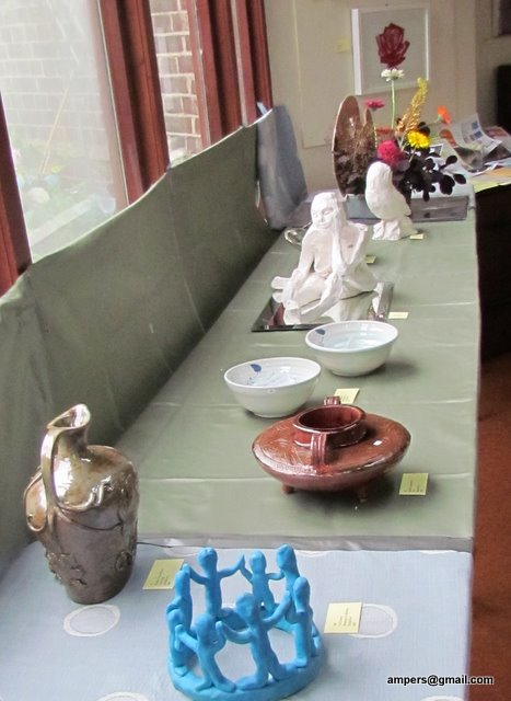 Some of the pottery