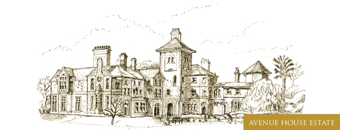 Sketch of Avenue House