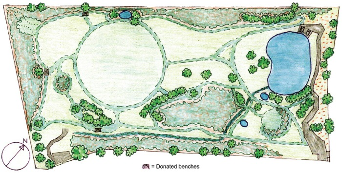 Layout of the Pasture